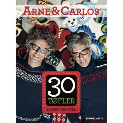 30 tøfler - Bog af Arne Nerjordet og Carlos Zachrison