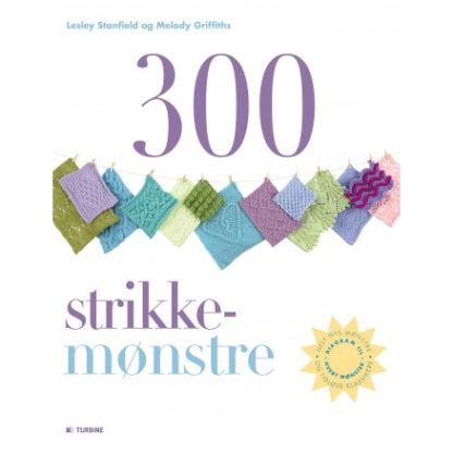 300 strikkemønstre - Bog af Lesley Stanfield og Melody Griffiths