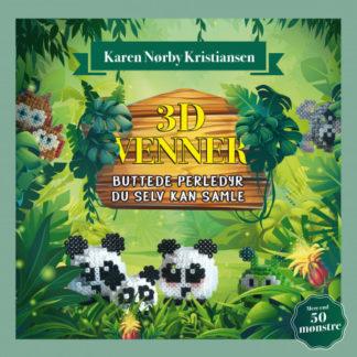 3D-venner - Bog af Karen Nørby Kristiansen