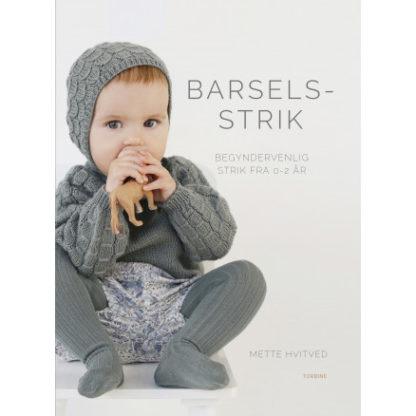 Barselsstrik - Bog af Mette Hvitved