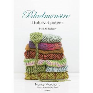 Bladmønstre i tofarvet patent - Bog af Nancy Marchant