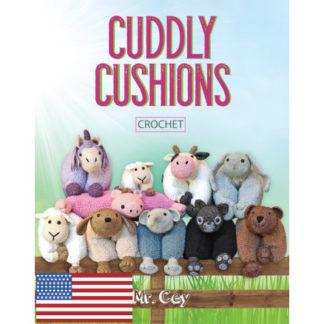 Cuddly Cushions - Engelsk - Bog af Mr. Cey