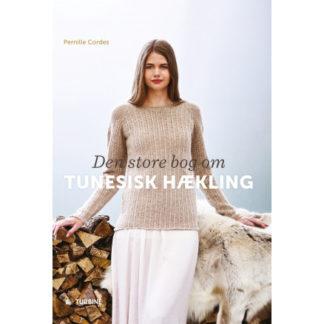Den store bog om tunesisk hækling - Bog af Pernille Cordes