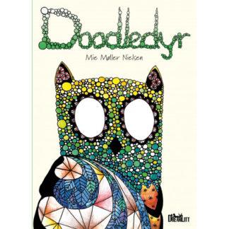 Doodledyr - bog af Mie Møller Nielsen