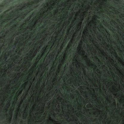 Drops Air Garn Unicolor 19 Skovgrøn