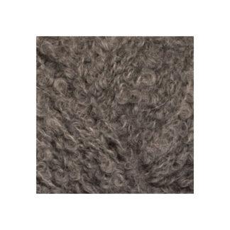 Drops Alpaca Bouclé Garn Mix 0517 Grå