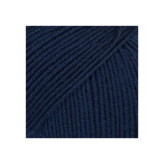 Drops Baby Merino Garn Unicolor 13 Marineblå