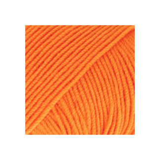 Drops Baby Merino Garn Unicolor 36 Orange