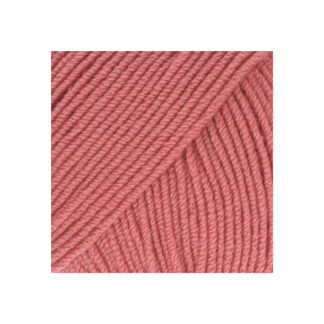 Drops Baby Merino Garn Unicolor 46 Rose