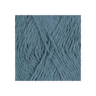 Drops Belle Garn Unicolor 13 Mørk Jeansblå