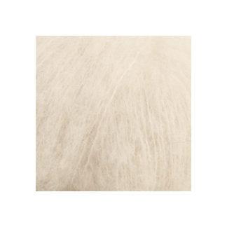 Drops Brushed Alpaca Silk Garn Unicolor 01 Natur