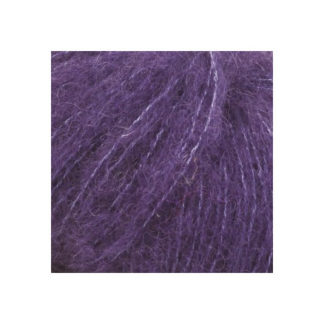 Drops Brushed Alpaca Silk Garn Unicolor 10 Violet