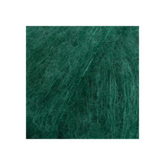 Drops Brushed Alpaca Silk Garn Unicolor 11 Skovgrøn