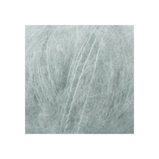 Drops Brushed Alpaca Silk Garn Unicolor 14 Lys Grågrøn