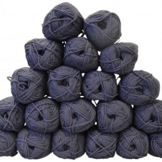 Drops Merino Extra Fine Garnpakke Unicolor 13 Denim Blå - 20 stk