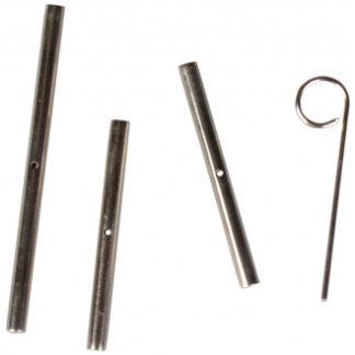 Drops Wire / Kabel overgang 3 stk + Strammenøgle til Udskiftelige Rund