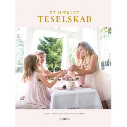 Et hæklet teselskab - Bog af Heidi B. Johannesen & Pia H. H. Johannese