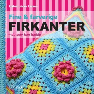 Fine og farverige firkanter - du selv kan hækle - Bog af Lisbet Lücke