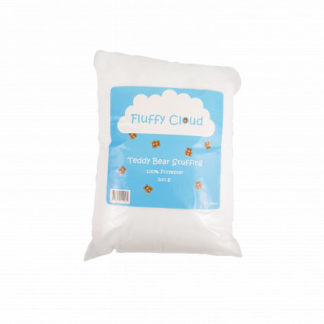 Fluffy Cloud Fyldevat/Bamsefyld/Dukkefyld/Pudefyld/Vat 500g