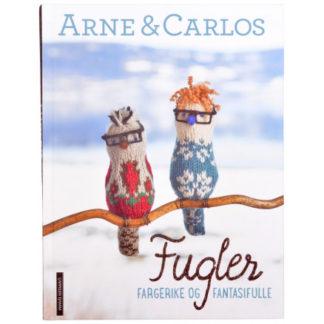 Fugler - Bog af Arne & Carlos - Norsk