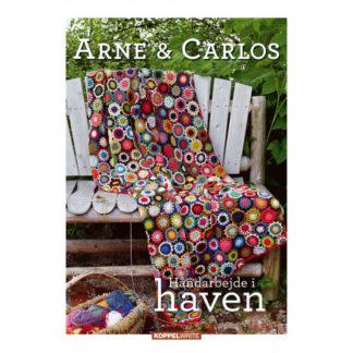 Håndarbejde i haven - Bog af Arne Nerjordet og Carlos Zachrison