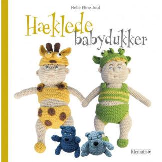 Hæklede babydukker - Bog af Helle Eline Juul