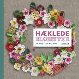 Hæklede blomster - Bog af Frøydis Fadum