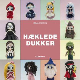 Hæklede dukker - Bog af Maja Hansen