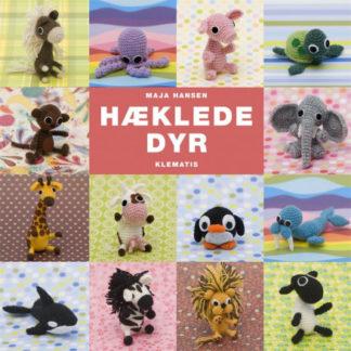 Hæklede dyr - Bog af Maja Hansen
