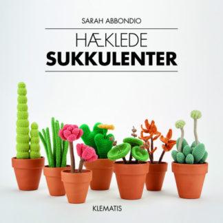 Hæklede sukkulenter - Bog af Sarah Abbondio