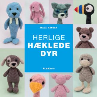 Herlige hæklede dyr - Bog af Maja Hansen