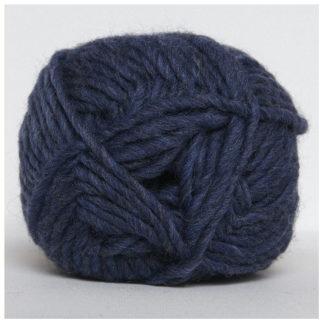 Hjertegarn Natur Uld Garn Mix 525 Jeansblå