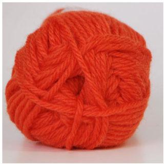 Hjertegarn Ragg-strømpegarn 3909 Orange