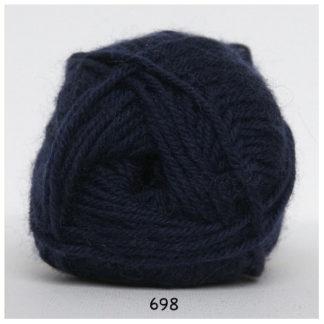 Hjertegarn Vital Garn 698 Marineblå