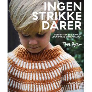 Ingen strikkedarer - Bog af Thea Rytter