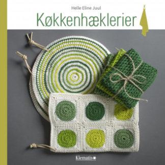 Køkkenhæklerier - Bog af Helle Eline Juul