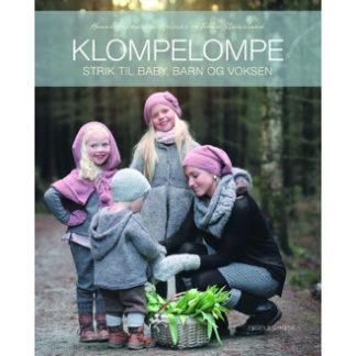 Klompelompe Strik til baby, barn og voksen - Bog af Hanne Andreassen H