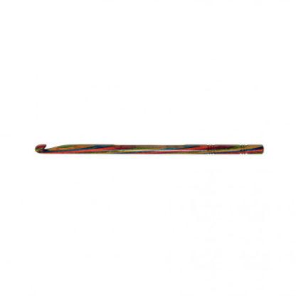 KnitPro Symfonie Hæklenål Birk 15cm 5,00mm
