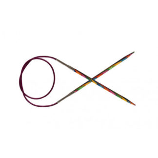 KnitPro Symfonie Rundpinde Birk 50cm 2,00mm / 19.7in US0