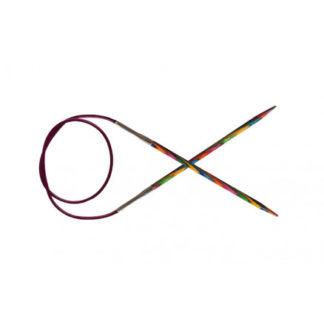 KnitPro Symfonie Rundpinde Birk 80cm 10,00mm / 31.5in US15