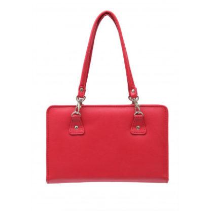 KnitPro Thames Taske til Strikkepinde Rød