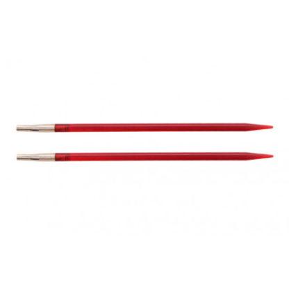 KnitPro Trendz Udskiftelige Rundpinde Akryl 13cm 3,50mm US4 Red