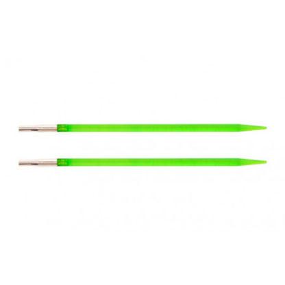 KnitPro Trendz Udskiftelige Rundpinde Akryl 13cm 3,75mm US5 Fluorescen