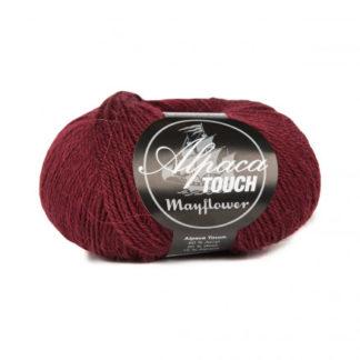 Mayflower Alpaca Touch Garn Unicolor 14 Bordeaux