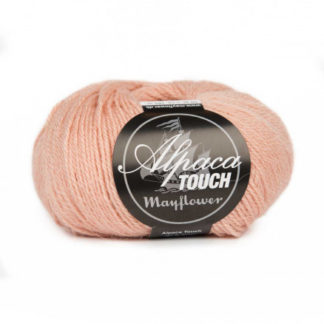Mayflower Alpaca Touch Garn Unicolor 17 Nude