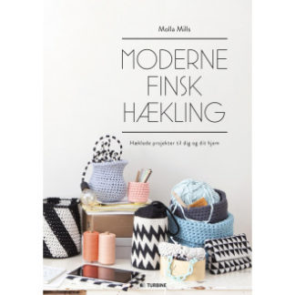 Moderne finsk hækling - Bog af Molla Mills