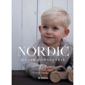 Nordic - Dansk børnestrik - bog af Trine Frank Påskesen