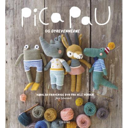Pica Pau og dyrevennerne - Bog af Yan Schenkel