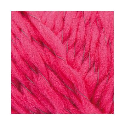 Rico Creative Glühwürmchen Refleksgarn 005 Pink/Fuchsia