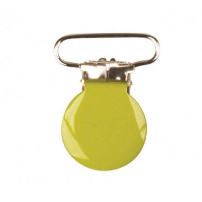 Seleclips Rund Lime - 1 stk